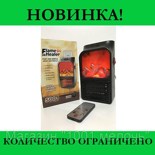 Обогреватель FLAME HEATER PLUS c LCD дисплеем + пульт DL1