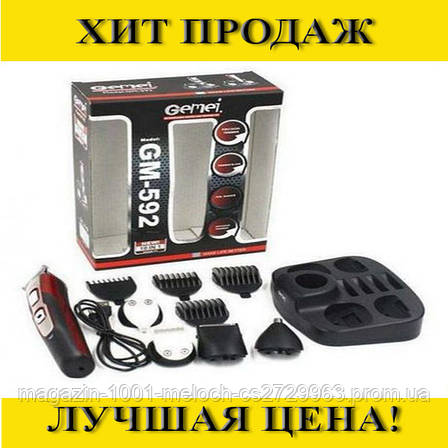 Машинка для стрижки Gemei GM-592, фото 2