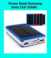 Power Bank Samsung Solar LED 32000
