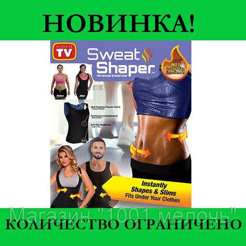 Майка для похудения Sweat Shapers