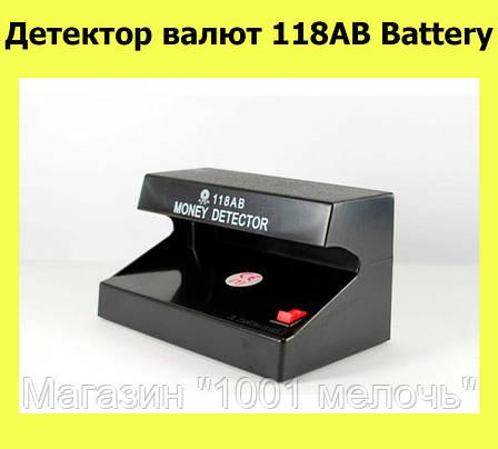 Детектор валют 118AB Battery, фото 2