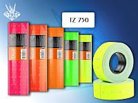 Ценник цветной флуоресцентный: 12,0x21,4 мм;