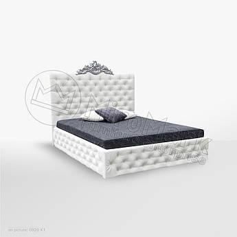 М'яке ліжко Діанора + 1,6х2,0 Непідйомне