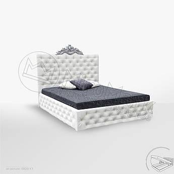 М'яке ліжко Діанора+ 1,6х2,0 Підйомне