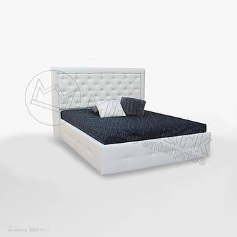 М'яке ліжко Франко 1,6х2,0 Непідйомне