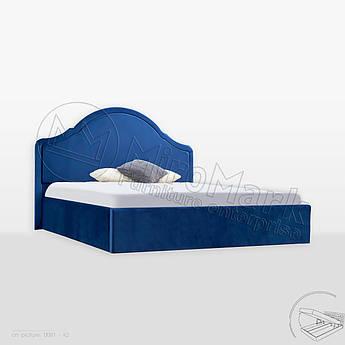 М'яке ліжко Каріна 1,6х2,0 Підйомне