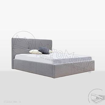 М'яке ліжко Лілу 1,6х2,0 Підйомне