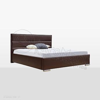 М'яке ліжко Сильвія 1,6х2,0 Непідйомне