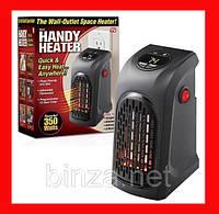 Портативный обогреватель тепловентилятор и термовентилятор Rovus Handy Heater 350W (Хенди Хитер)! Новый