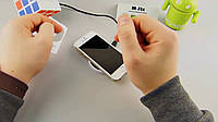 Беспроводная зарядка для смартфонов с ресивиром - Wireless Charger Fantasy- ДЛЯ АЙФОНА! Новый