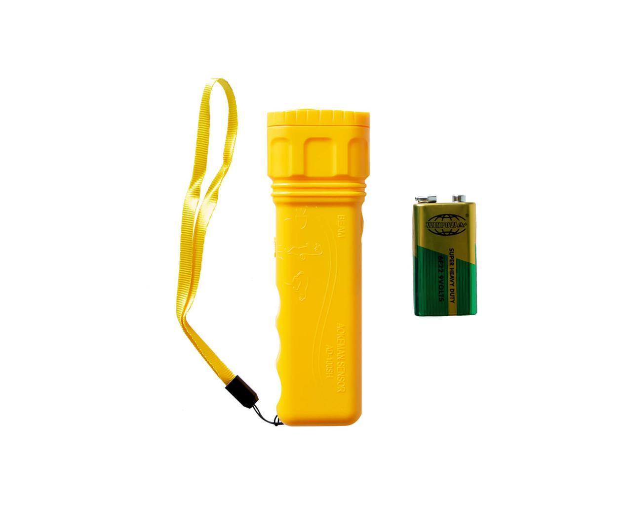 Ультразвуковой отпугиватель собак Aokeman Sensor AD 100 SH 180 db Ultrasound (10315)