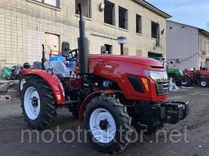 Трактор T 224 XT(полный привод, 3 цилиндра)