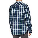 Рубашка мужская TOMMY HILFIGER цвет сине-бело-зеленый размер S арт DM0DM04985-902, фото 3