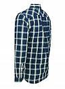 Рубашка мужская TOMMY HILFIGER цвет сине-бело-зеленый размер S арт DM0DM04985-902, фото 7