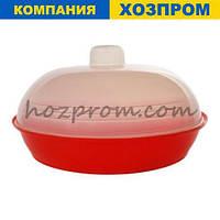 Хлібниця пластикова велика. Госптовари оптом з пластмаси для будинку, для прибирання, посуд для кухні