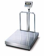 Весы товарные напольные CAS DB II-600кг (600х700)
