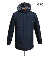 Модная мужская куртка зимняя на меху размеры 46-56