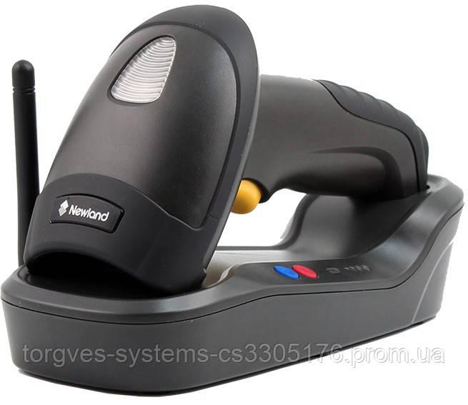 Беспроводной сканер штрих-кода Newland HR3290-CS (с подставкой)