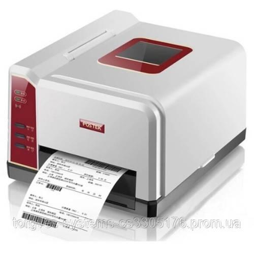 Принтер этикеток POSTEK iQ200 (RS-232+USB+Wi-Fi)