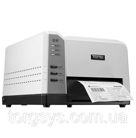 Принтер этикеток POSTEK Q8/200 (RS-232 + USB)