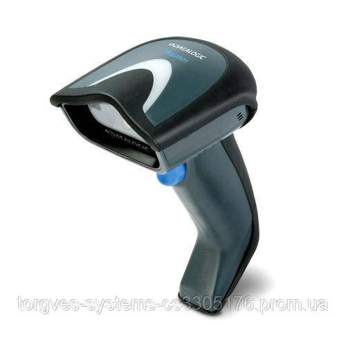 Сканер штрих-кода Datalogic Gryphon I GD4430 2D (GD4430-BK)