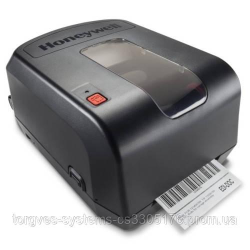 Термотрансферный принтер для печати этикеток Honeywell PC42T Plus (USB+Ethernet)