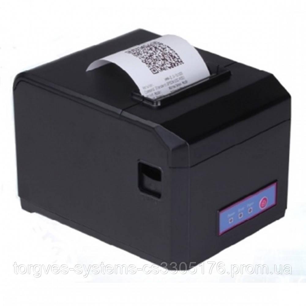 Принтер чеков RTPos 80 (Ethernet + USB + RS-232)