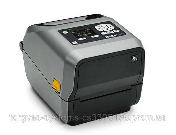 Термотрансферный принтер этикеток Zebra ZD620 (ZD62042-T0EF00EZ)