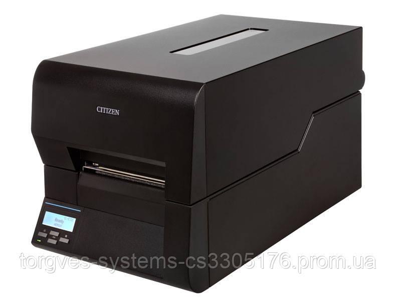 Термотрансферный принтер для печати этикеток  Citizen CL-E720 (Ethernet+USB)