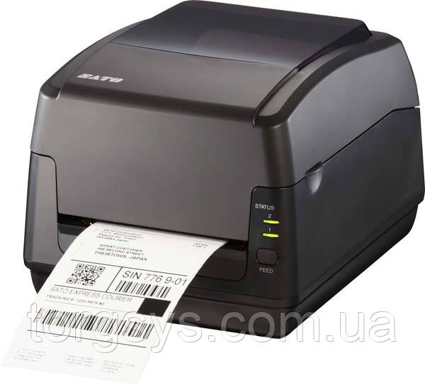 Термопринтер для печати этикеток SATO WS4 WD (Ethernet+RS-232+USB)