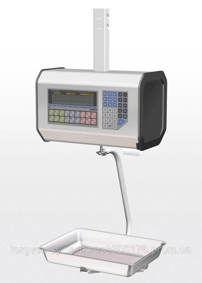 Весы для печати на этикетке ШТРИХ-Принт ПВ  4.5 (2 Мб)