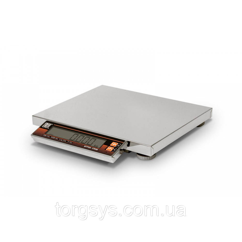 Весы настольные фасовочные Штрих-СЛИМ 400М 30-5.10 Д1Н