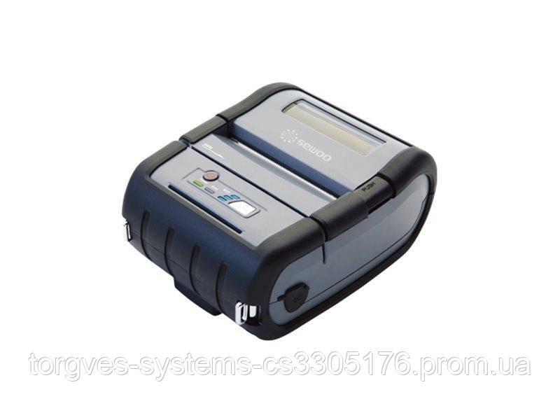 Мобильный принтер чеков-этикеток Sewoo LK-P30II SB (USB+RS232+Bluetooth)