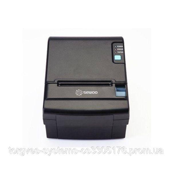 Принтер печати чеков Sewoo SLK-TL202E (USB+Serial+Ethernet)