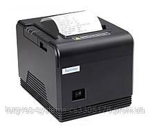 Принтер чеків Xprinter XP-Q800 (USB + RS-232 + Ethernet)