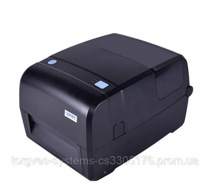Термотрансферный принтер этикеток IDPRT IT4X 203dpi