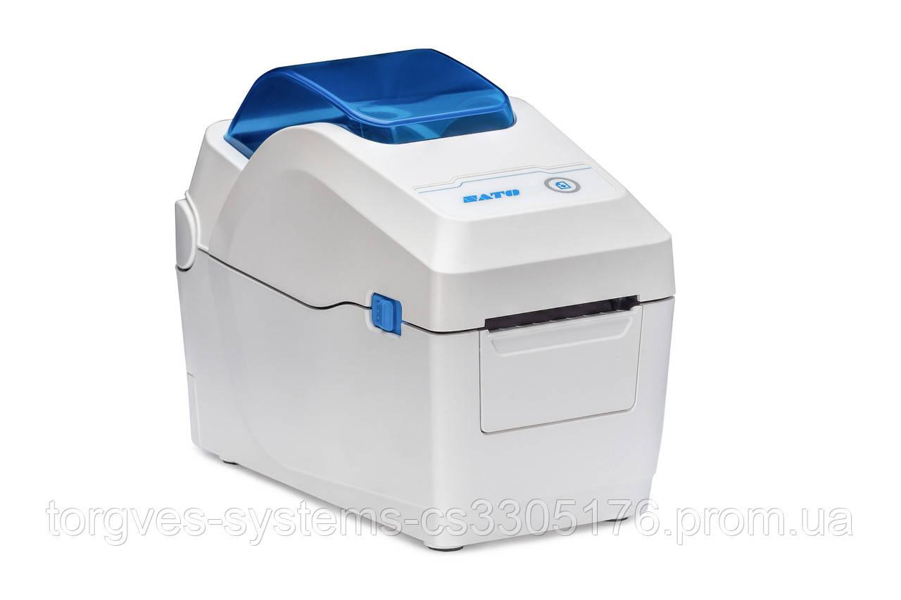 Термопринтер для печати этикеток SATO WS2 (Ethernet+USB)