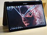 """Сенсорный Ноутбук ASUS FLIP TP401N 14"""" Intel Celeron N3350/4gb/60gb/HD500 Планшет Трансформер 2 в 1, фото 2"""