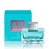 Antonio Banderas Blue Seduction for Women туалетная вода женская 100 ml Оригинал