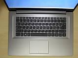 Ноутбук LENOVO IdeaPad 320s 15.6 FHD i5-8250U/8GB/SSD 256GB/MX 130 2gb/TypeC (81BQ005UIX) Отличное состояние, фото 5