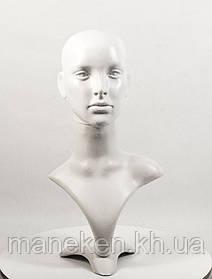 Бюст с подставкой ВГ PN2 (белый) (032)