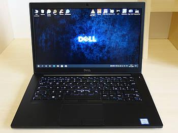 "Ноутбук DELL Latitude 7490 14"" ips Full HD i5-8250U/8GB/SSD 256GB/Intel UHD 620/4G LTE SIM/Type-C (P73G002)"