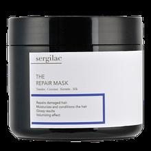Відновлююча маска для волосся Sergilac, 500 мл