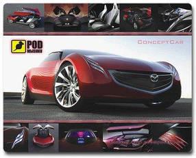 Коврик для мыши Podmyshku Mazda