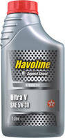 Масло моторное Texaco HAVOLINE ULTRA V 5W40 1л