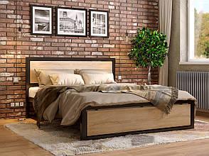 Металлическая кровать ТЕХАС ТМ МЕТАКАМ, фото 2