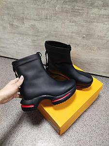 Ботинки теплые YAMAMOTO