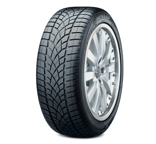Б/у Зимняя шина Dunlop SP Winter Sport 3D 275/45 R20 110V.