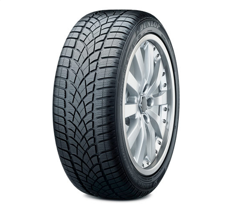 Б/у Зимняя шина Dunlop SP Winter Sport 3D 275/45 R20 110V., фото 2