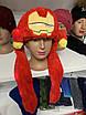 Светящаяся Шапка детская - Кугуруми - Железный человек (Iron man Marvel), фото 5
